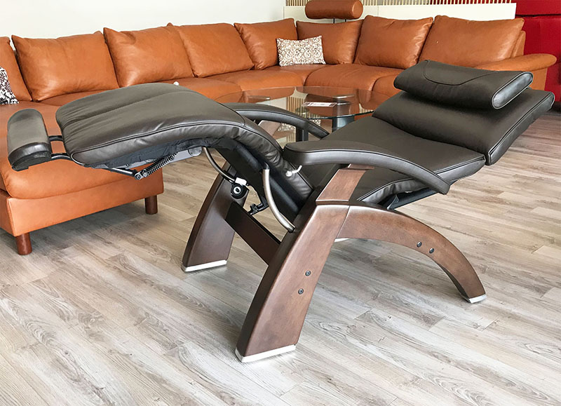 Human Touch Perfect Chair Footrest Extension Extending