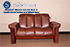 Stressless Wizard 2 Seat Loveseat Leather Sofa