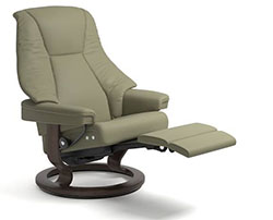 Stressless Live Power LegComfort Classic Recliner Chair