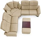 Stressless Sectional Sofa