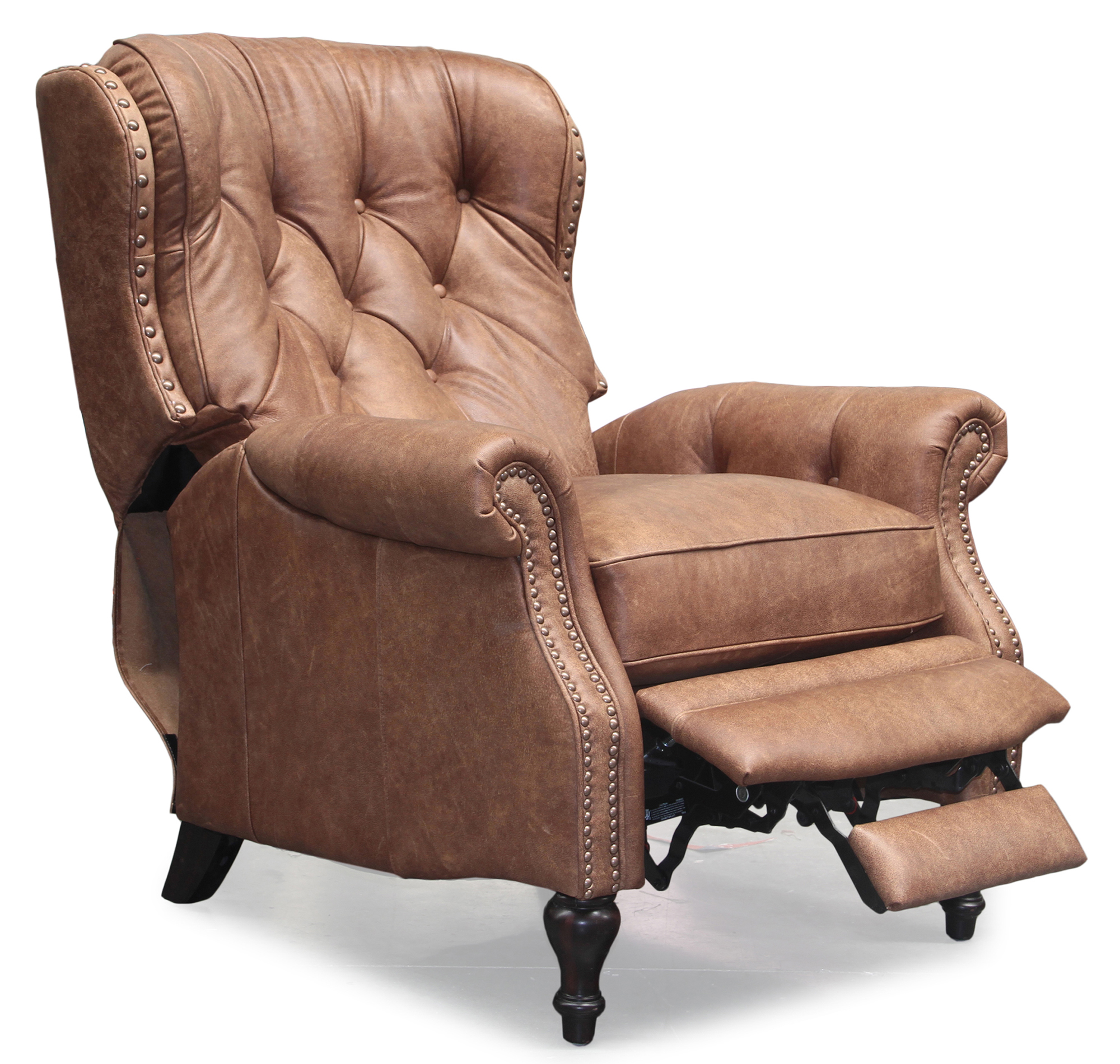 Barcalounger Kendall II Recliner Chair - Leather Recliner Chair ...