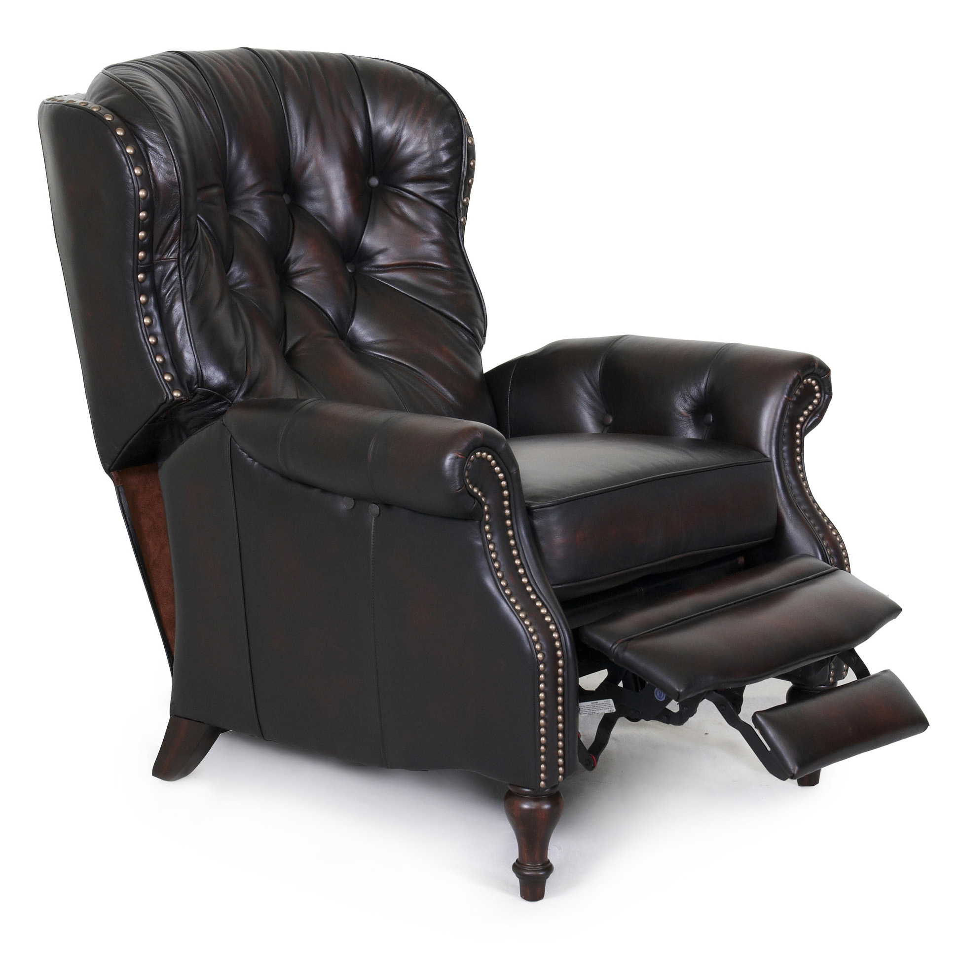 Barcalounger Kendall II Recliner Leather Chair ...  sc 1 st  Vitalityweb.com & Barcalounger Kendall II Recliner Chair - Leather Recliner Chair ... islam-shia.org