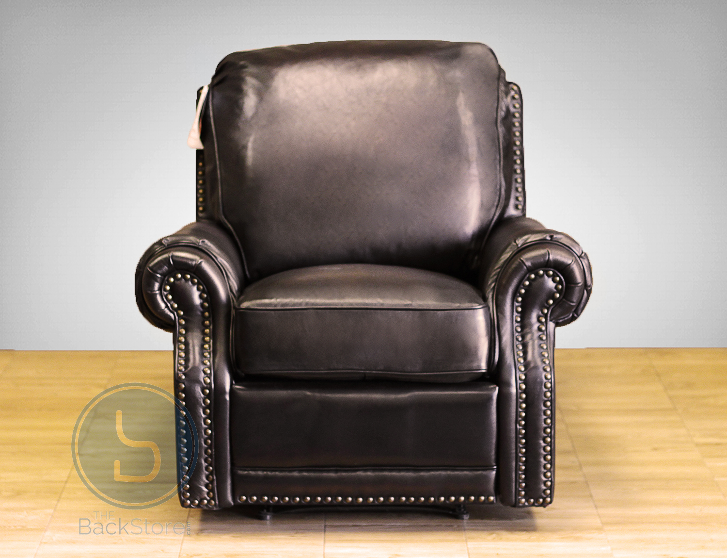 Barcalounger Premier II Recliner Chair Front & Barcalounger Premier II Leather Recliner Chair - Leather Recliner ... islam-shia.org