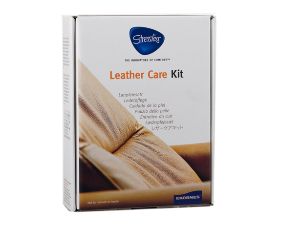 stressless leather care kit - Leather Furniture Care Kit