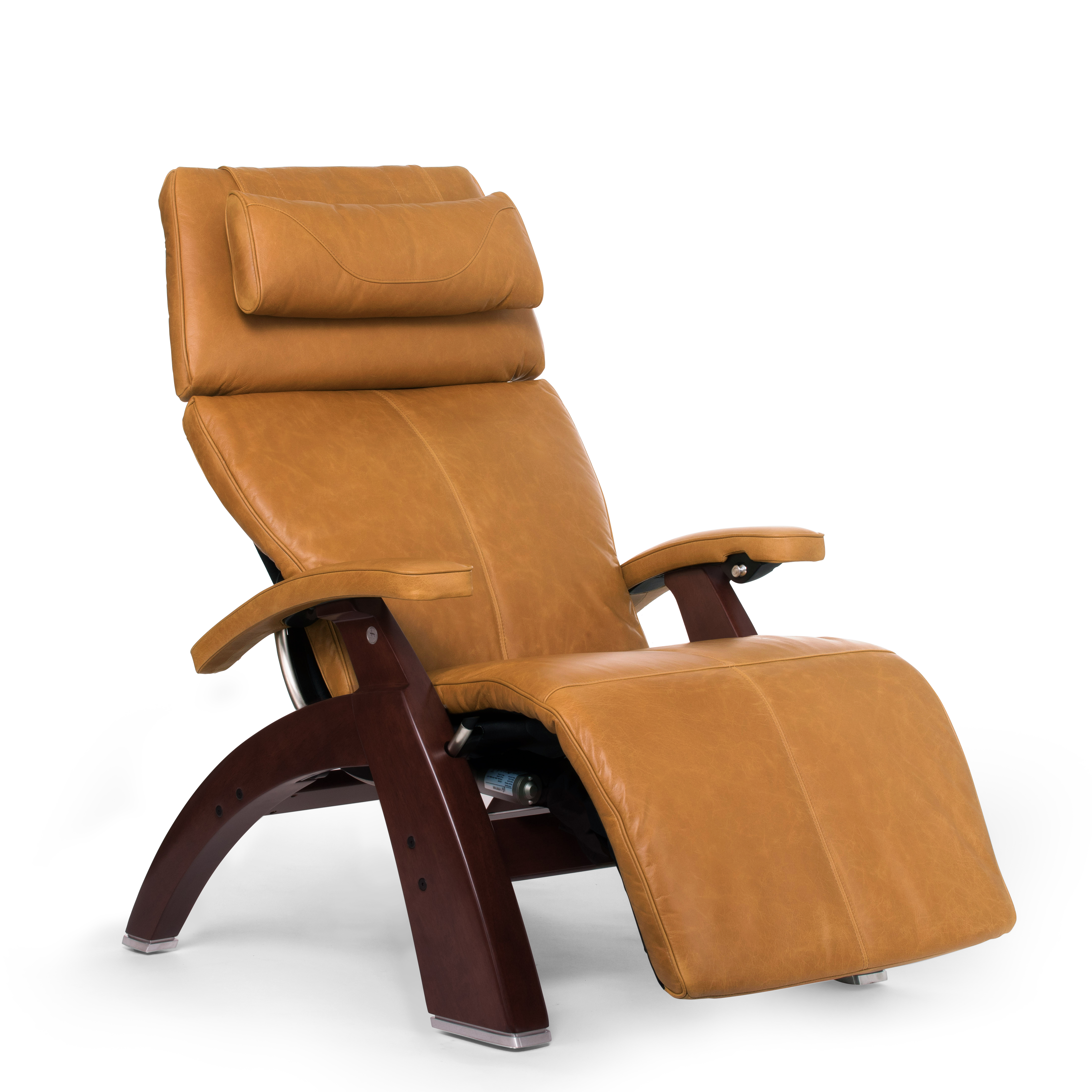 Sycamore Premium Leather Chestnut Wood Base Series 2 Classic