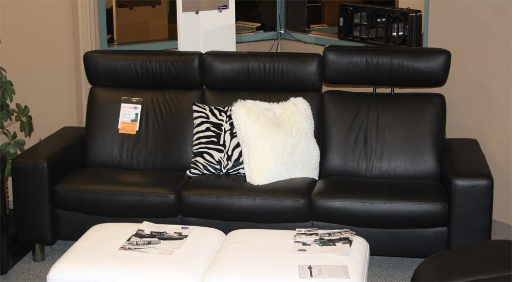 Ekornes Stressless E High Back Sofa Loveseat Chair And Sectional Sofas Chairs