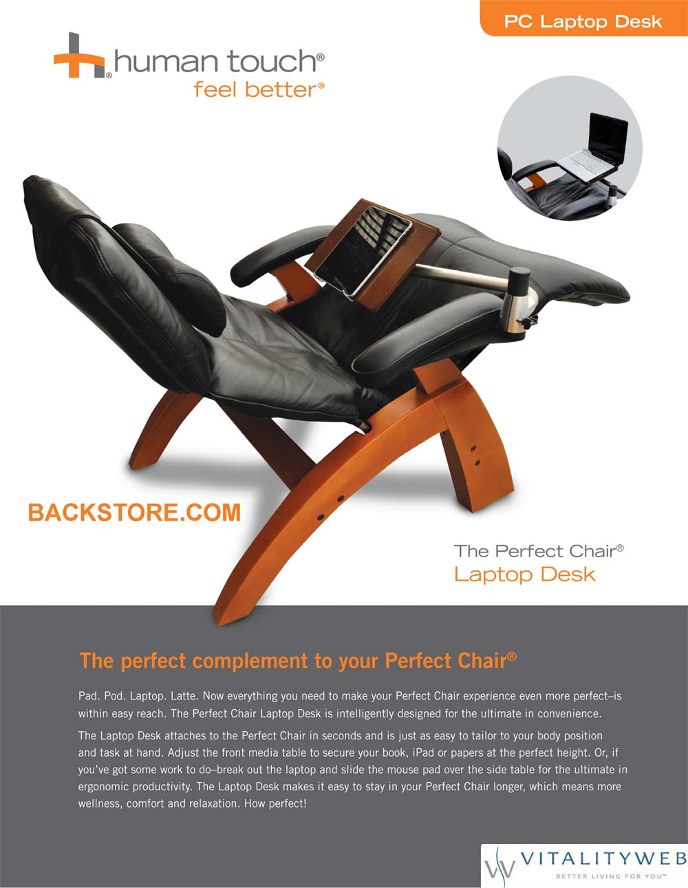 Laptop Chair Desk Perfect Chair Pc Laptop Computer Desk Table For The Perfect