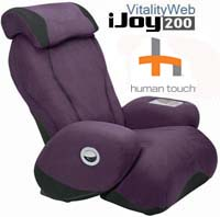 ijoy 200 / 245 / 250 / ht-2580 robotic human touch massage chair