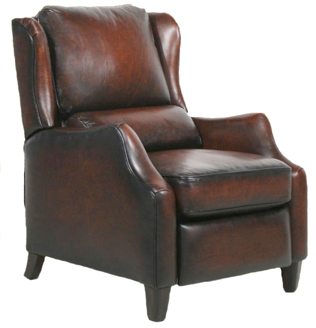 Barcalounger Berkeley II Recliner Chair Leather Recliner Chair Furniture Lounge Chair
