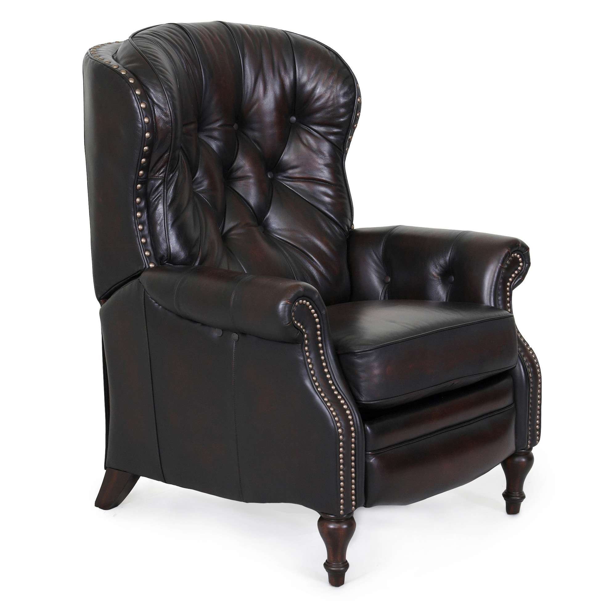 Barcalounger Kendall Ii Recliner Chair Leather Recliner