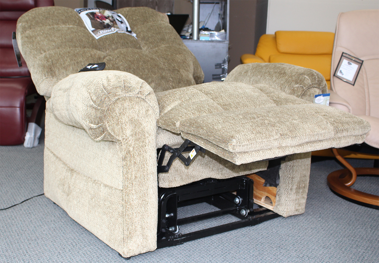 catnapper omni power lift chair recliner - Catnapper Recliner