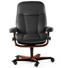 Stressless Consul Office Desk Chair