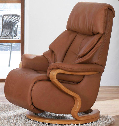 Himolla Chester Zerostress Integrated Recliner Leather