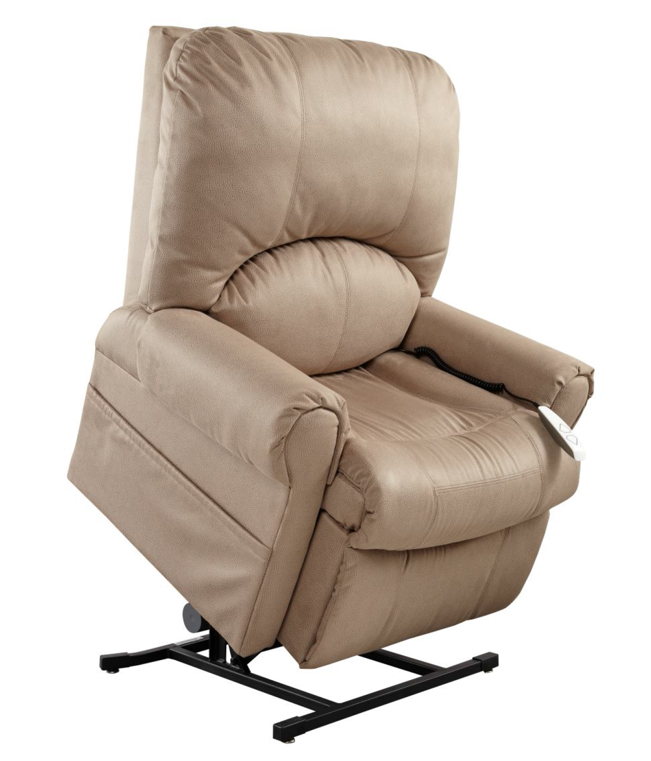 AS 6001 Torch Electric Power Recliner Lift Chair By Mega Motion Three Posit