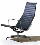 Eames Aluminum Group Lounge Chair by Herman Miller