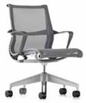 Herman Miller Setu Home Office Ergonomic Work Chair