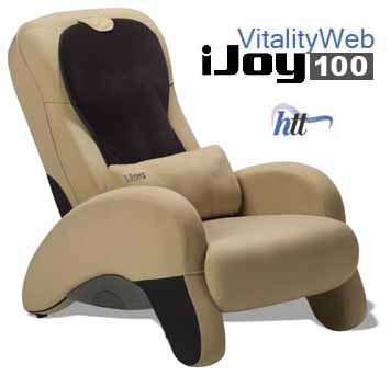 iJoy 100 Massage Chair Recliner by Human Touch
