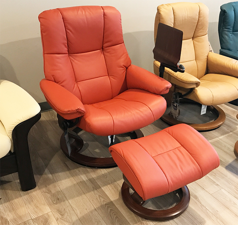 Stressless Paloma Henna 09401 Leather By Ekornes