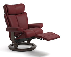 Stressless Magic Power LegComfort Classic Recliner Chair