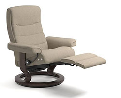 Stressless Nordic Power LegComfort Footrest Recliner Chair