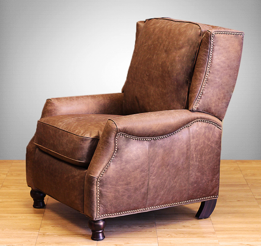 Barcalounger Ashton Ii Recliner Chair Leather Recliner Chair Furniture Lounge Chair