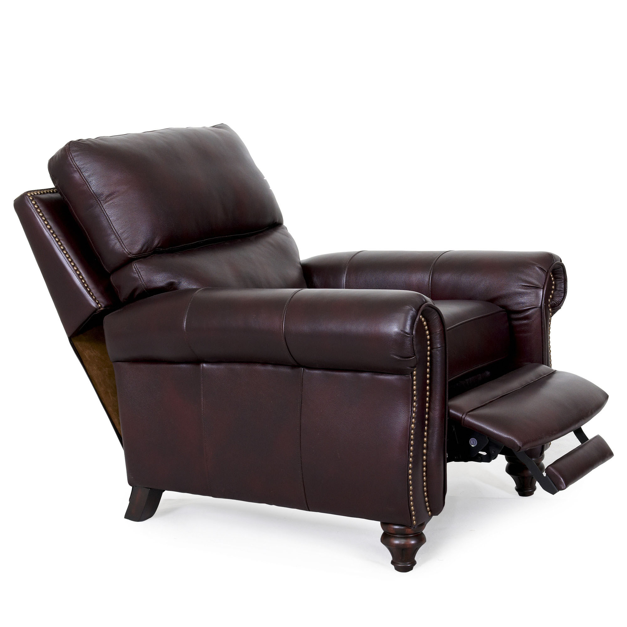 Barcalounger Dalton II Recliner Chair Leather Recliner Chair