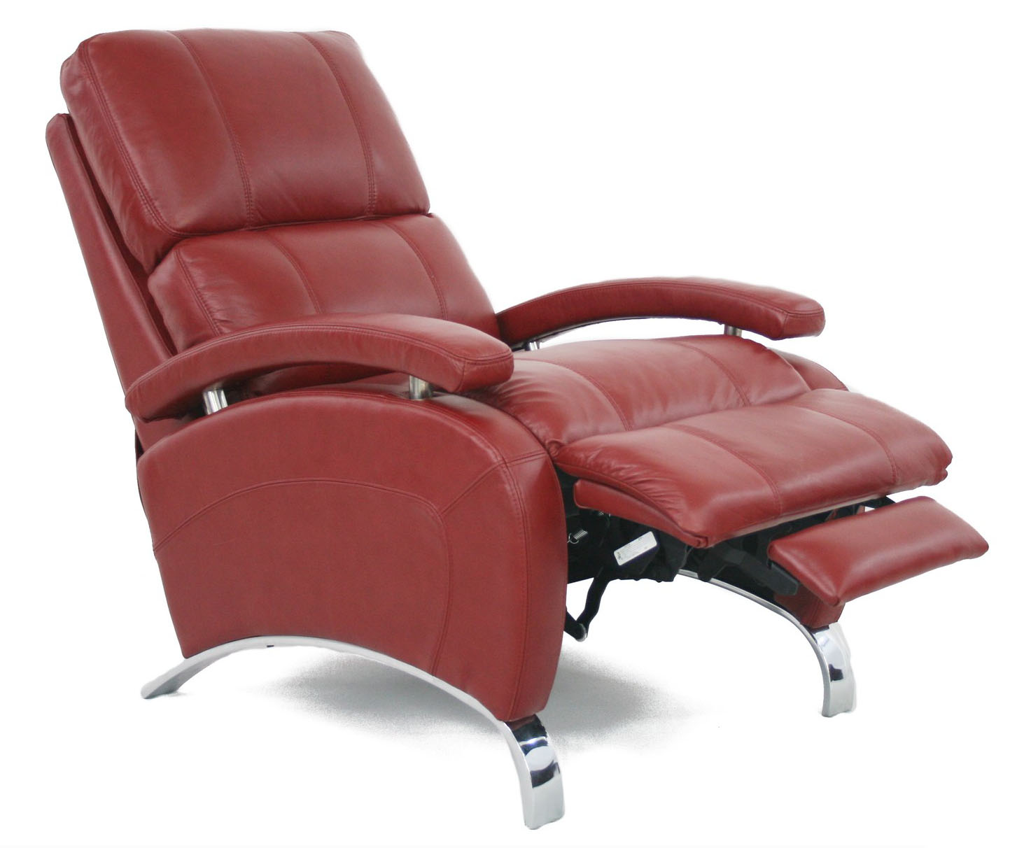 Perfect Barcalounger Oracle II Leather Recliner Chair
