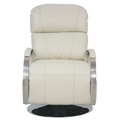 Barcalounger Regal Ii Leather Recliner Chair Leather