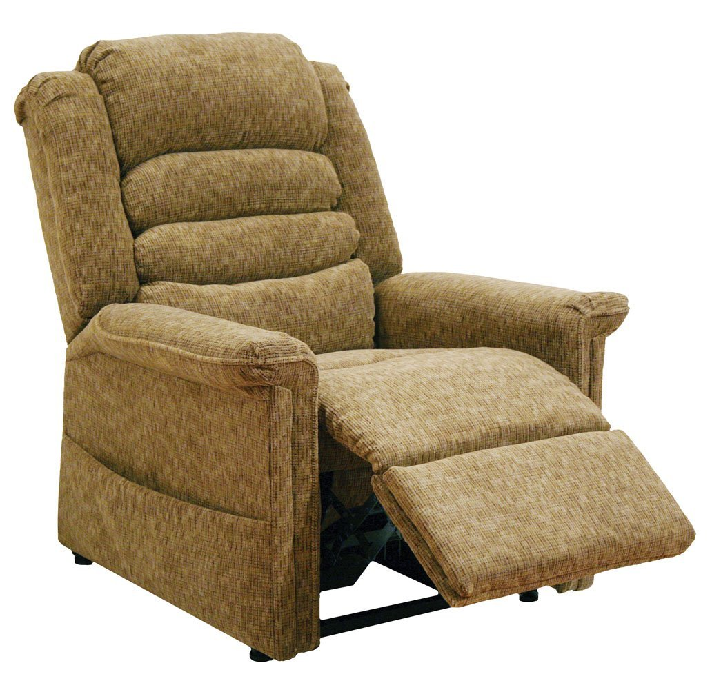Charmant Catnapper Soother 4825 Lift Chair Recliner Reclined