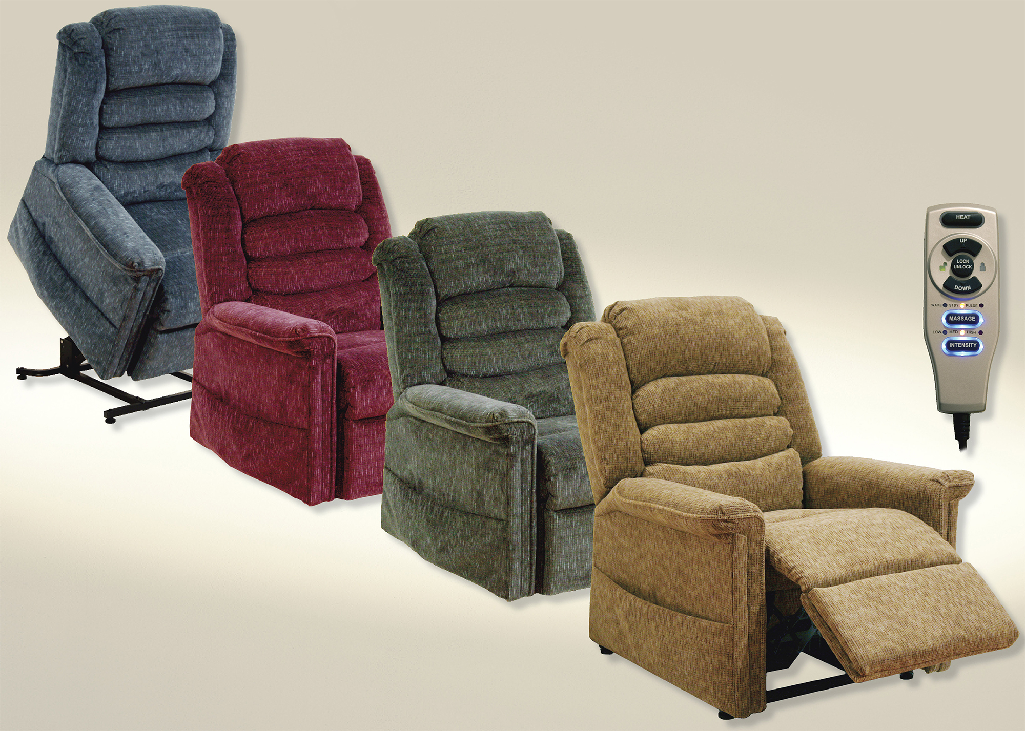 threshold recliners trim headrest item recliner reclinersspencer products motion with power lift height width spencer chairs chair catnapper and