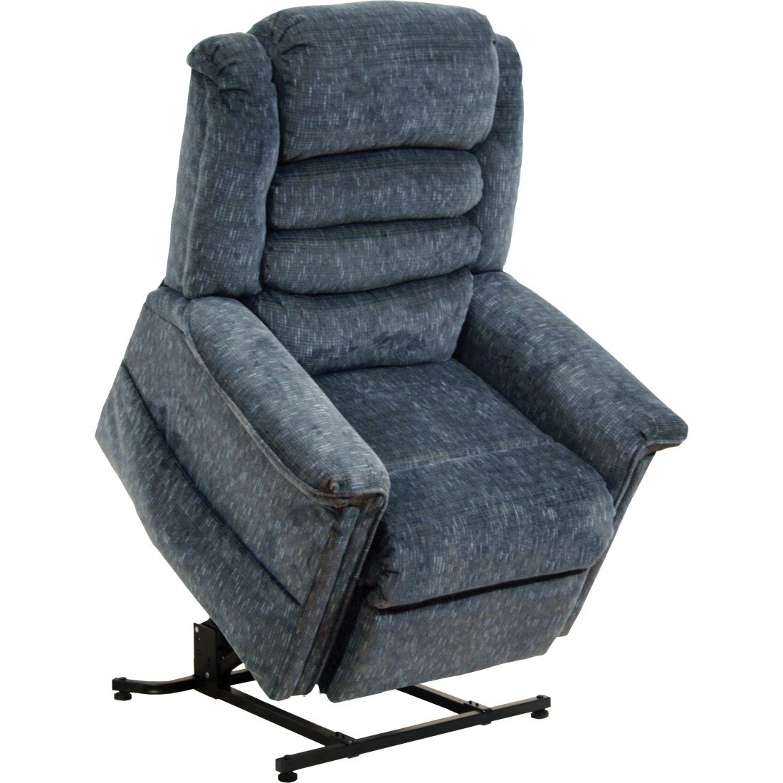 Catnapper soother 4825 power lift chair recliner with heat for Recliner lift chair