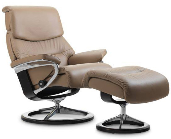 stressless leather recliner sessel orea jr 7770 von jori bild 36 schner wohnen stressless. Black Bedroom Furniture Sets. Home Design Ideas