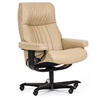 Stressless Crown Office Desk Chair Recliner Chair by Ekornes