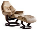 Stressless Voyager Large Recliners Chairs Stressless Recliner by Ekornes