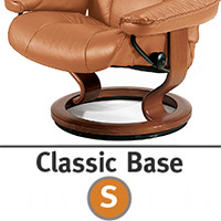 Stressless Classic Hourglass Wood Base