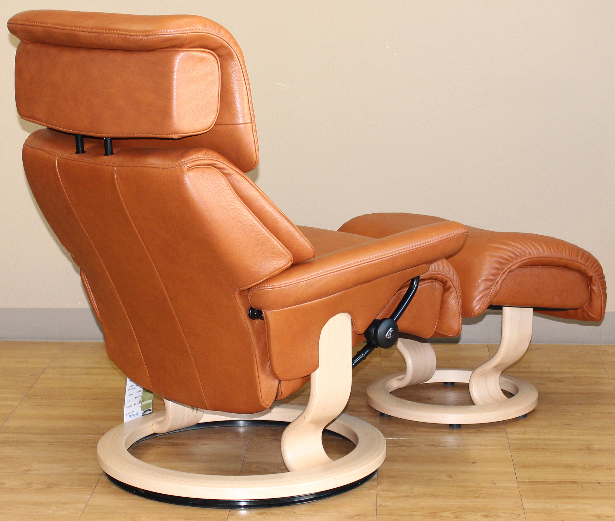 Stressless Dream Royalin TigerEye Leather Recliner Chair by Ekornes & Stressless Dream Royalin TigerEye Leather by Ekornes - Stressless ... islam-shia.org