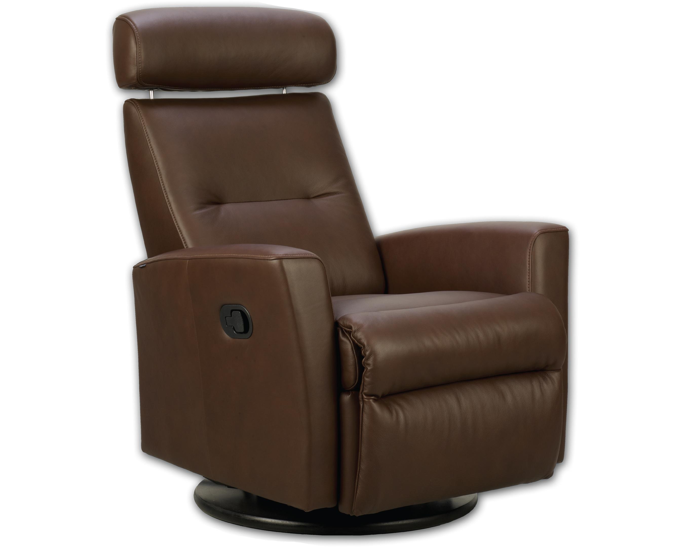 Fjords Madrid Ergonomic Swing Recliner Chair Norwegian