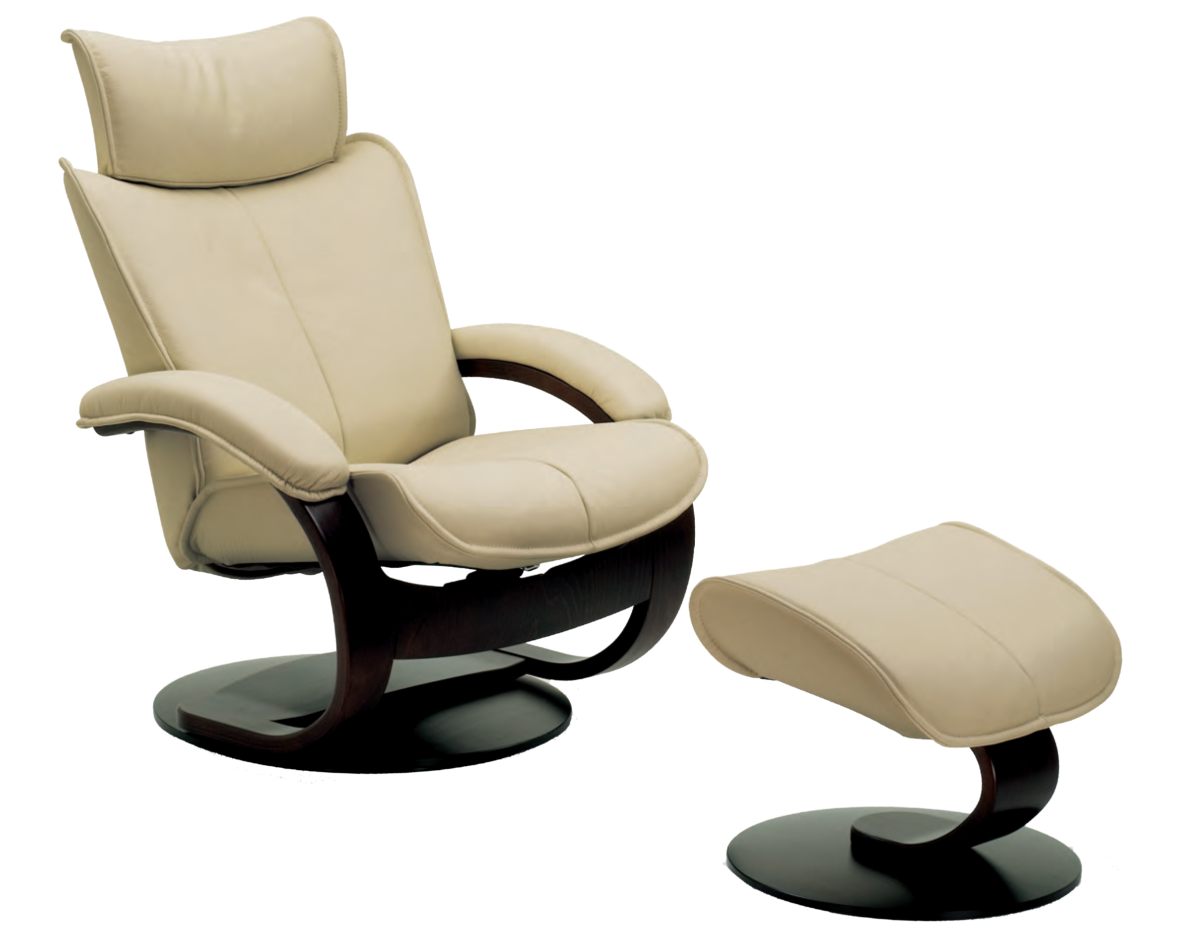 senator recliner chair fjords ottoman information ergonomic and leather backstore htm