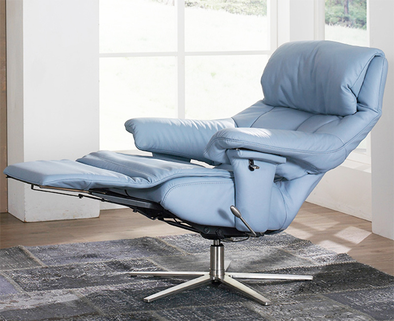 Himolla Fantasia Zerostress Integrated Recliner Leather
