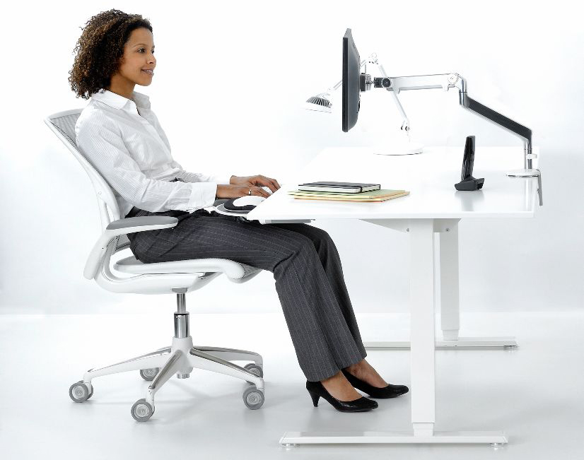 M2 Monitor Arm By Humanscale