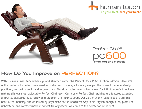 Pc 600 Omni Motion Silhouette Electric Power Classic