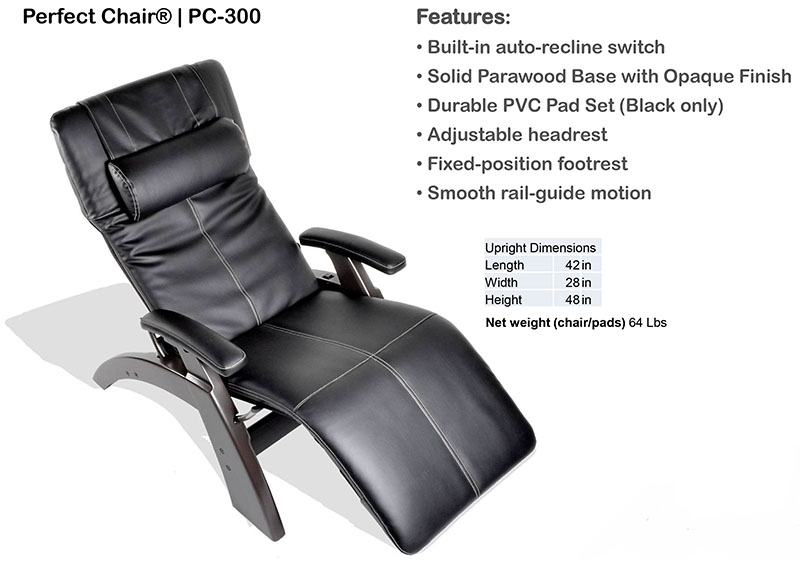 Human Touch PC 300 Power Perfect Chair Recliner
