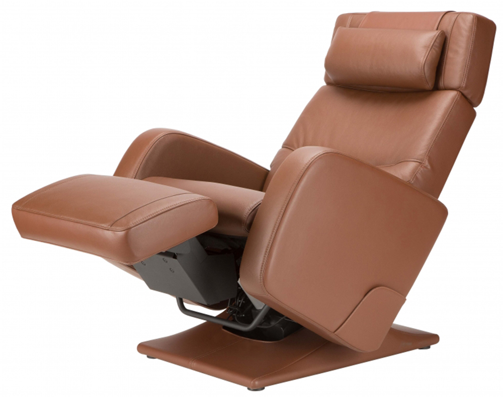 Barista Chocolate Top Grain Leather Human Touch PC-8500 Zero-Gravity Recliner Chair  sc 1 st  Vitalityweb.com : zero gravity chair leather - Cheerinfomania.Com