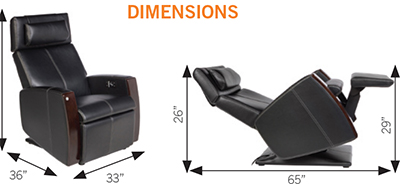The Pcx 720 Perfect Zero Gravity Chair From Human Touch