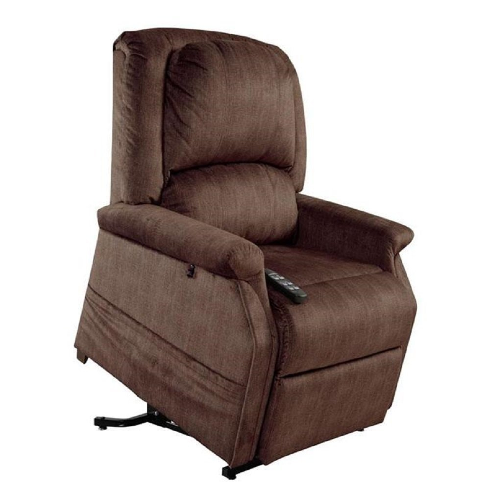 As 3001 cedar electric power recliner lift chair by mega for Chair recliner