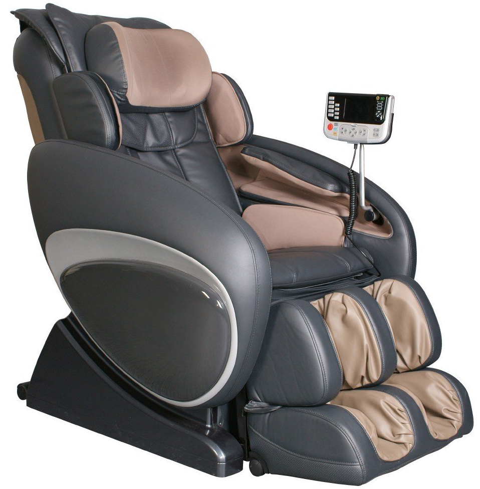 massage chair ebay. charcoal osaki os-4000t zero gravity massage chair recliner ebay