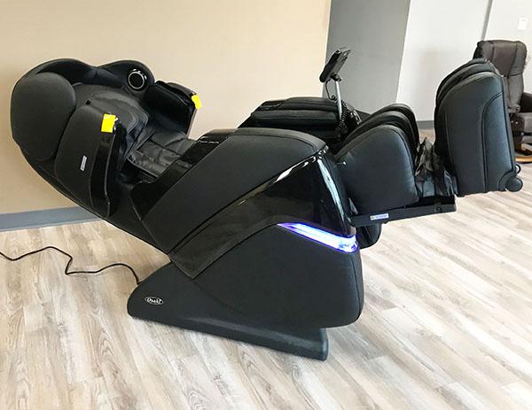 Osaki OS-3D Pro Cyber Zero Gravity Massage Chair Recliner