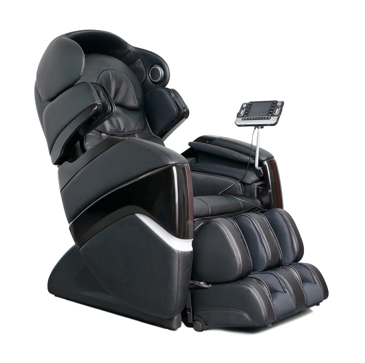 Osaki os 3d pro cyber zero gravity massage chair recliner for Chair recliner