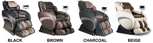Osaki OS 4000 Executive Zero Gravity Massage Chair Recliner