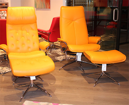 Stressless Paloma Clementine 09456 Leather by Ekornes
